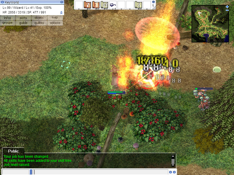 roBrowser - Ragnarok Online for Web Browsers - Page 2 - Website